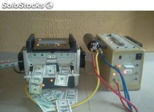 Automated Money Machines and SSD Chemical Solutions For Black Notes Cleaning