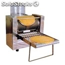 Automatic electric crepe maker - mod. b19 - cast iron cooking surface cm 19 -