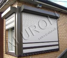 Automatic, Manual Rolling Shutter, Sunshade, Blind, Curtain, Insulated Window
