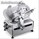 Automatic slicer - mod. 26465d5h23 zaffira 350 - blade mm. 35 - cut thickness