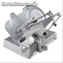 Automatic slicer - mod. 26485323t alpina lx 370 - blade mm. 37 - cut thickness