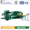 Automatic tile cutting machine in tile factory