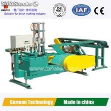 Automatic tile cutting machine with whole tile plant design and construction