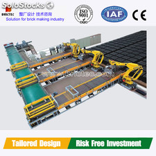 Automatic Unloading Machine for Finished Bricks Automatic Production Line