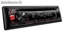 Autoradio Kenwood kdc-BT35U CD,MP3,usb y manos libres Bluetooth