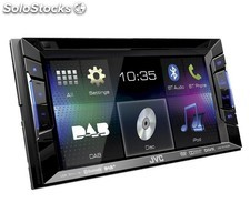 Autoradio multimedia JVC KW-V215DBTE doble din
