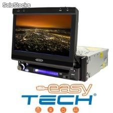 Autostereo Jensen Multimedia 7 Touchscreen/usb/dvd/mp3/usb