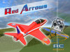 Avion Extra Caza Arrows 4 canales con Lippo(Version sin emisora)
