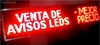Avisos led programables