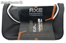 Axe Neceser Axe Dark Temptation Colonia 100 + Deo Axe