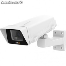 Axis - M1124-E IP security camera Exterior Caja Blanco