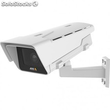 Axis - P1364-E IP security camera Exterior Caja Color blanco