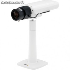 Axis - P1364 IP security camera Interior y exterior Bala Color blanco