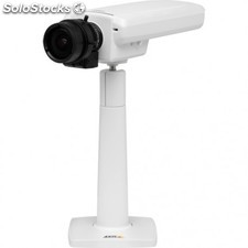 Axis - P1365 Mk II IP security camera Bala Color blanco