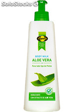 Ayala body milk Aloe vera, dosificador de 400 ml