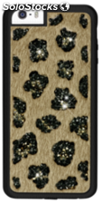 Ayano Glam! Leopard Beige iPhone 6/6s