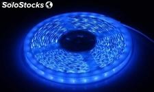 Azul Tira de led flexible (Smd3528)