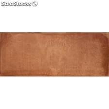 Azulejo montblanc brown brillo 1ª 20x50