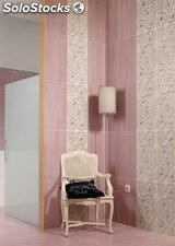 Azulejo Pared Gres Romantic lila 31,6x60 1a