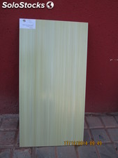 Azulejo Pared Gres Romantic pistacho 31,6x60 1a