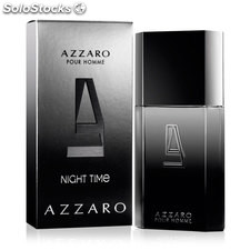 Azzaro - azzaro pour homme night time edt vapo 100ml