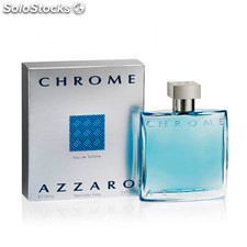 Azzaro - chrome edt vapo 100 ml