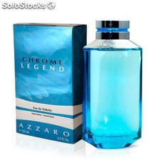 Azzaro - chrome legend edt vapo 125 ml