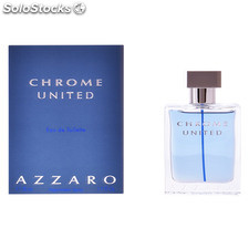 Azzaro chrome united edt vaporizador 50 ml