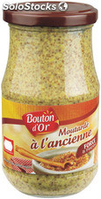 b.or moutarde ancienne 350G