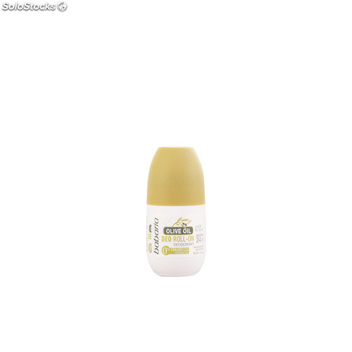 Babaria aceite de oliva sensitive deo roll-on 50 ml