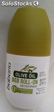 BABARIA desodorante Roll-on aceite oliva 50ml