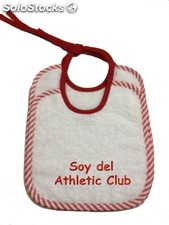 Babero Soy del Athletic Club de Bilbao