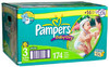 Baby diapers pampers