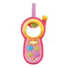 baby movil rosa