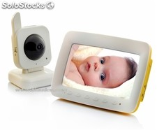 Babymonitor Digital BB07, sistema de video-vigilancia para bebés