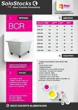 Bac Chariot Alimentaire