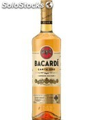 Bacardi ron oro 37.5D 70 cl