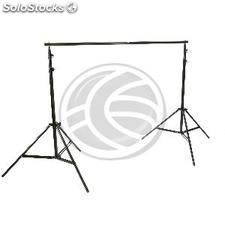 Background stand support system for muslins backdrops photography studio