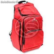 Backpack Photography equipment fly-Leaf Red D12 (CB65)