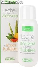 Bactinel Lait Corporel Aloe Vera et acides alpha-hydroxy 300ml
