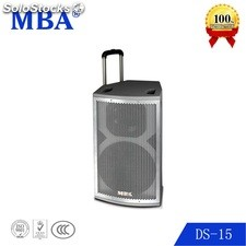 Bafle Bocina Recargable Amplificado dsp15 Bluetooth Usb Microfono rms 150w