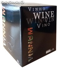 Bag in Box 5L. Tinto Roble