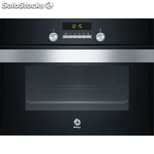 Balay 3HB458NC horno cristal negro multifuncion 45CM abatible