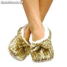 Ballerines Paillettes
