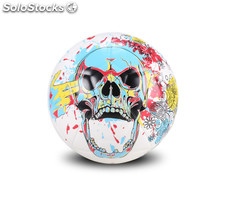 Ballon de football, sport outdoor - Multicolore - Taille 5 (Age 13 ans et plus)
