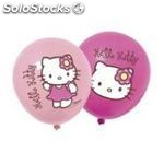 Ballons h.kitty X12