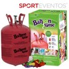 Balloon Time, Bombona de helio desechable + 30 globos