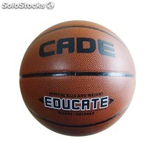 Balón baloncesto. pvc laminado. ideal colegios, institutos y entrenamiento