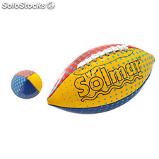 Balón de rugby mini Play More