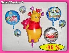 Balony foliowe helowe na hel Toy story Cars Disney